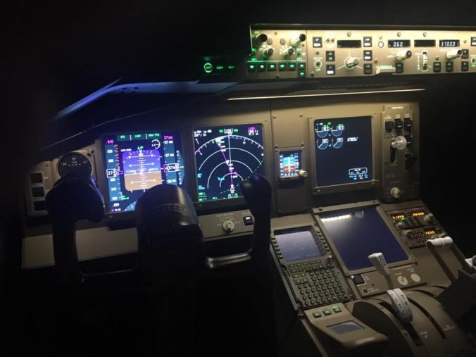 Cockpit Yoke